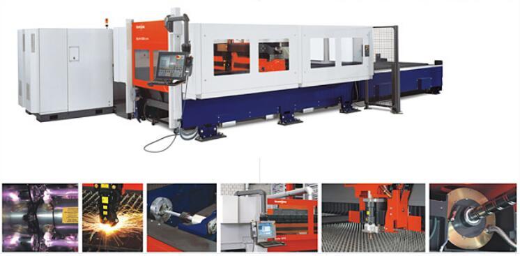 Switzerland BySprint 3015 laser cutting machine