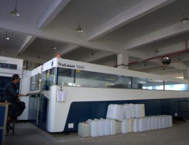 TruLaser 5040 laser cutting machine