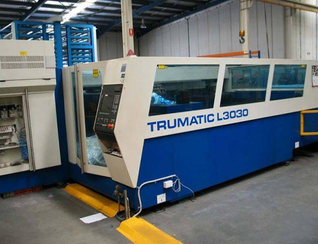 Trumatic L3030 laser cutting machine
